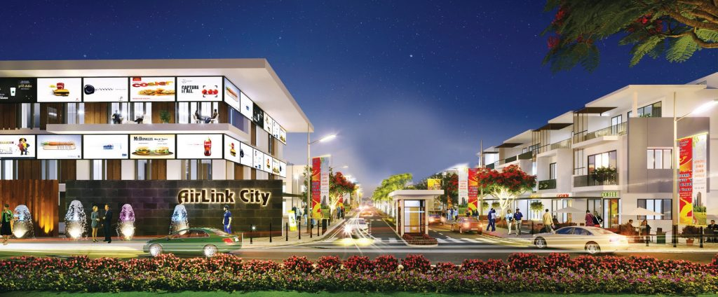 cong chao airlink city