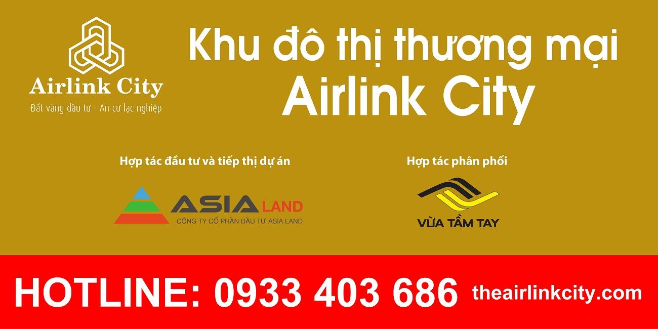 chủ đầu tư dự án airlink city