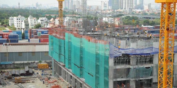 Giá nhà đất quanh tuyến Metro liên tục tăng mạnh
