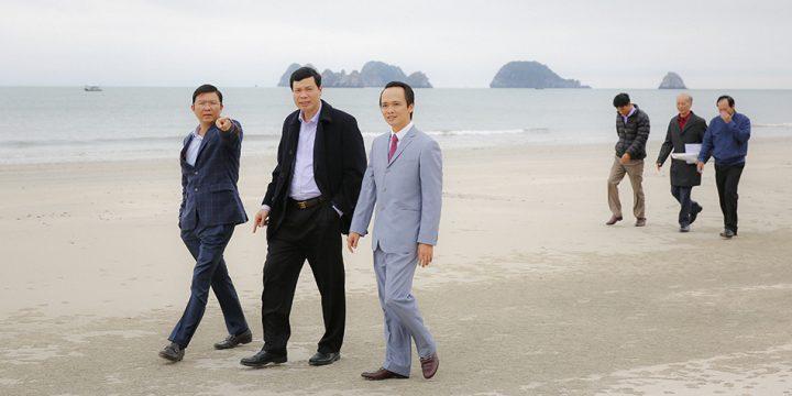 Dự án 2 tỷ USD có casino đầu tiên cho người Việt chơi tại Quảng Ninh của FLC và ROS đầu tư