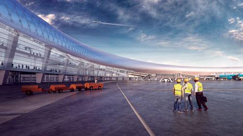 Chậm nhất 2019 phải khởi công xây dựng sân bay Long Thành