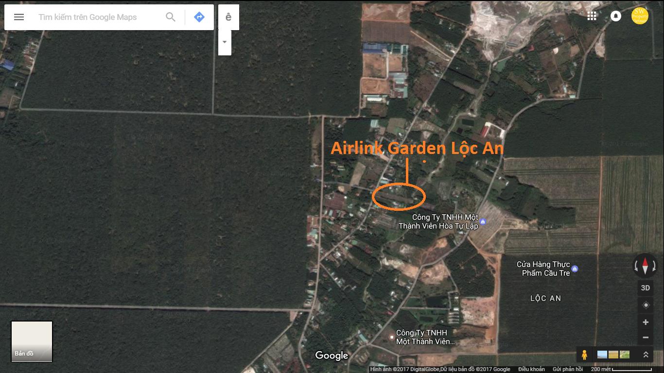 airlink garden lộc an