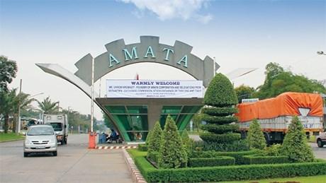 Amata chi 634 triệu USD xây khu công nghiệp thứ 2 ở Việt Nam