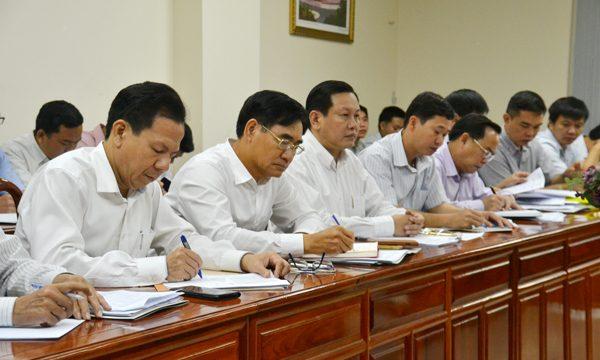 UBND tỉnh Đồng Nai họp bàn các mốc thời gian triển khai dự án Sân bay Long Thành
