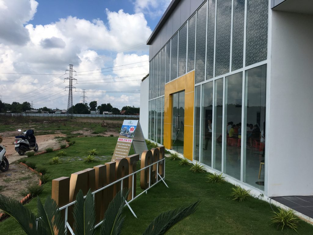 dự án eco town