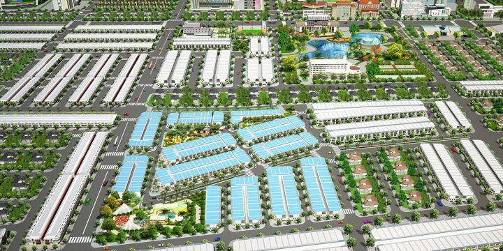 Mở bán Dự án ECO TOWN LONG THÀNH – Đất nền xã An Phước Thị trấn Long Thành chỉ từ 11,5tr/m2