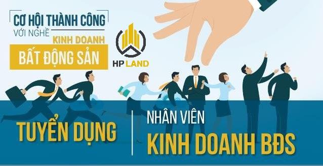 công ty HP Land tuyển dụng