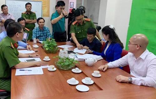 công ty địa ốc alibaba lừa đảo 2019