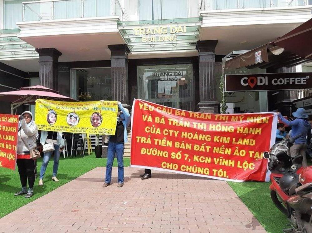 hoàng kim land lừa đảo bất động sản 2019