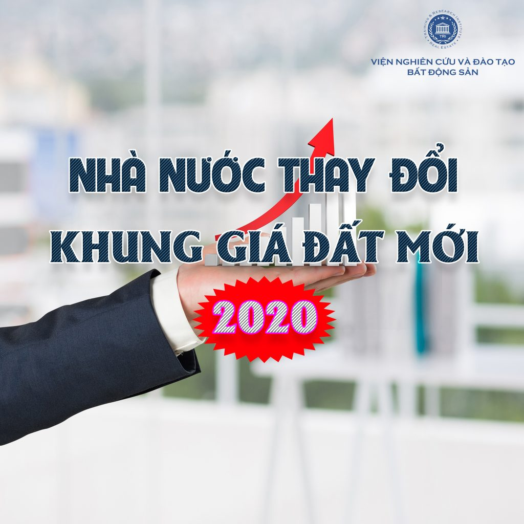 khung giá đất mới 2020