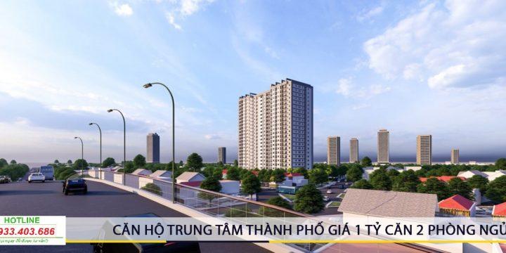 Mở bán Căn hộ Tecco An Phú Thuận An Bình Dương – Giá chỉ từ 1 tỷ/ căn 2 Phòng Ngủ