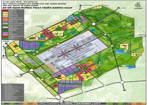 Khởi công Khu tái định cư Lộc An Bình Sơn 2 – Cắm mốc đường sân bay Long Thành