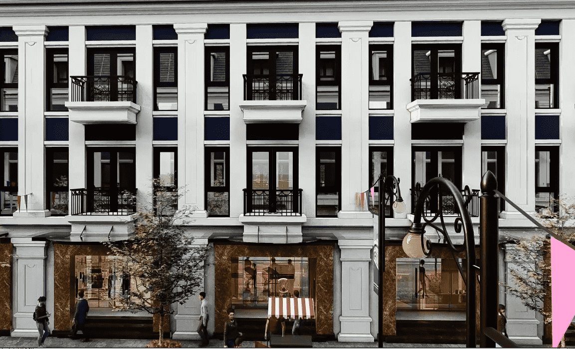 nhà phố an phát residence