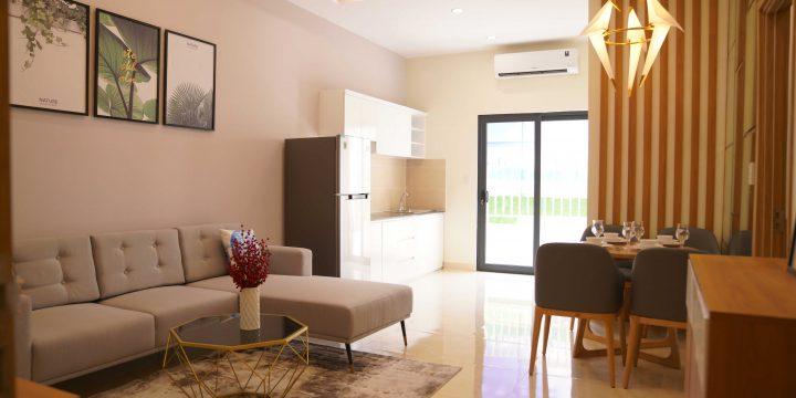 Nhà Mẫu Thực tế Căn hộ Tecco Home An Phú Thuận An Bình Dương