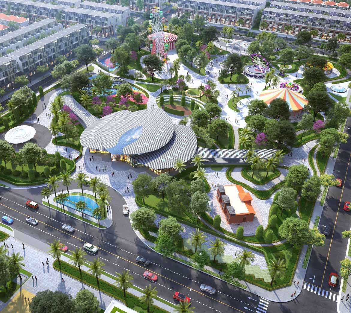 dự án đất nền long thành 2020