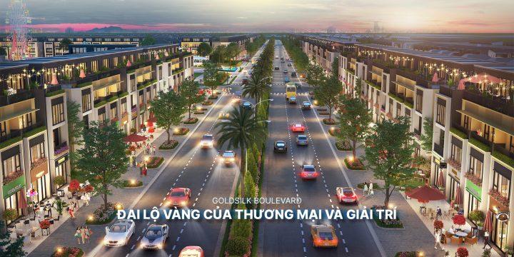 Gem Sky World – khu đô thị thương mại giải trí sôi động tại Long Thành