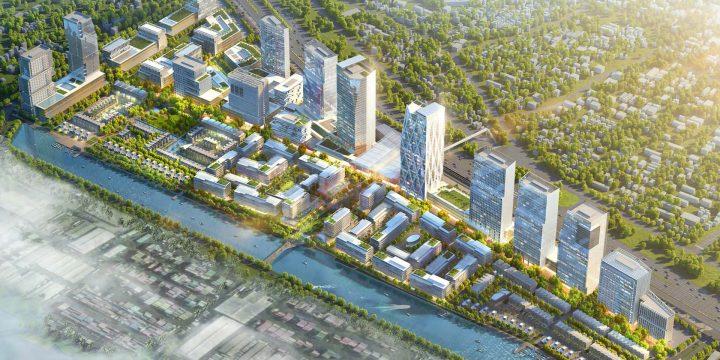 Thành phố Thủ Đức trong tương lai có những gì?
