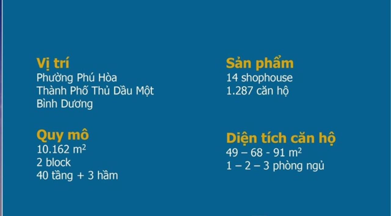 happy one central thủ dầu một