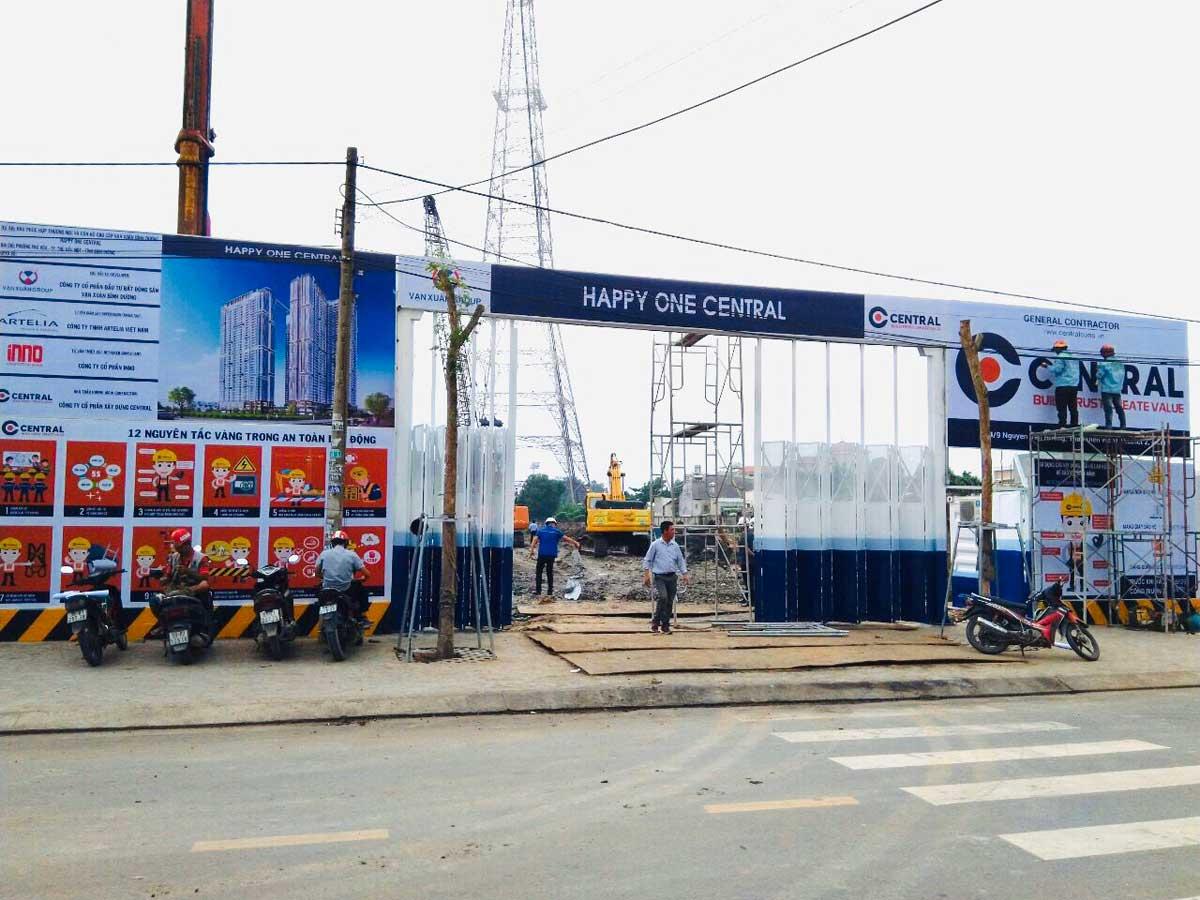 dự án happy one central