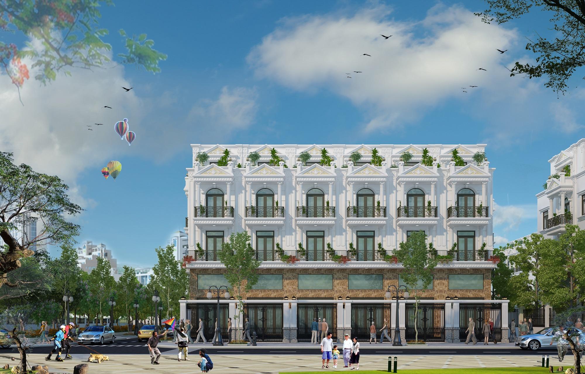 dự án nhà phố quận 12