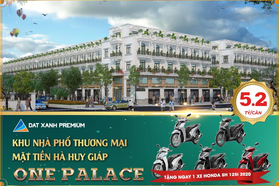 nhà phố one palace quận 12
