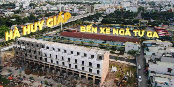 ONE PALACE – Nhà phố Mặt tiền Quận 12, Ngã tư Ga nối Nguyễn Oanh Gò Vấp