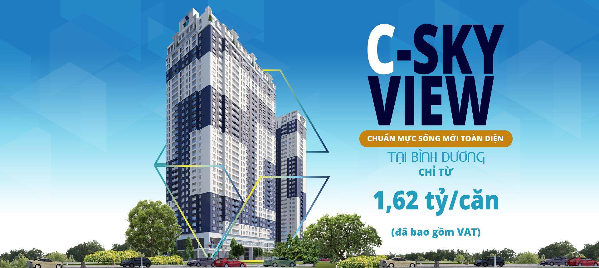 bảng giá c sky view